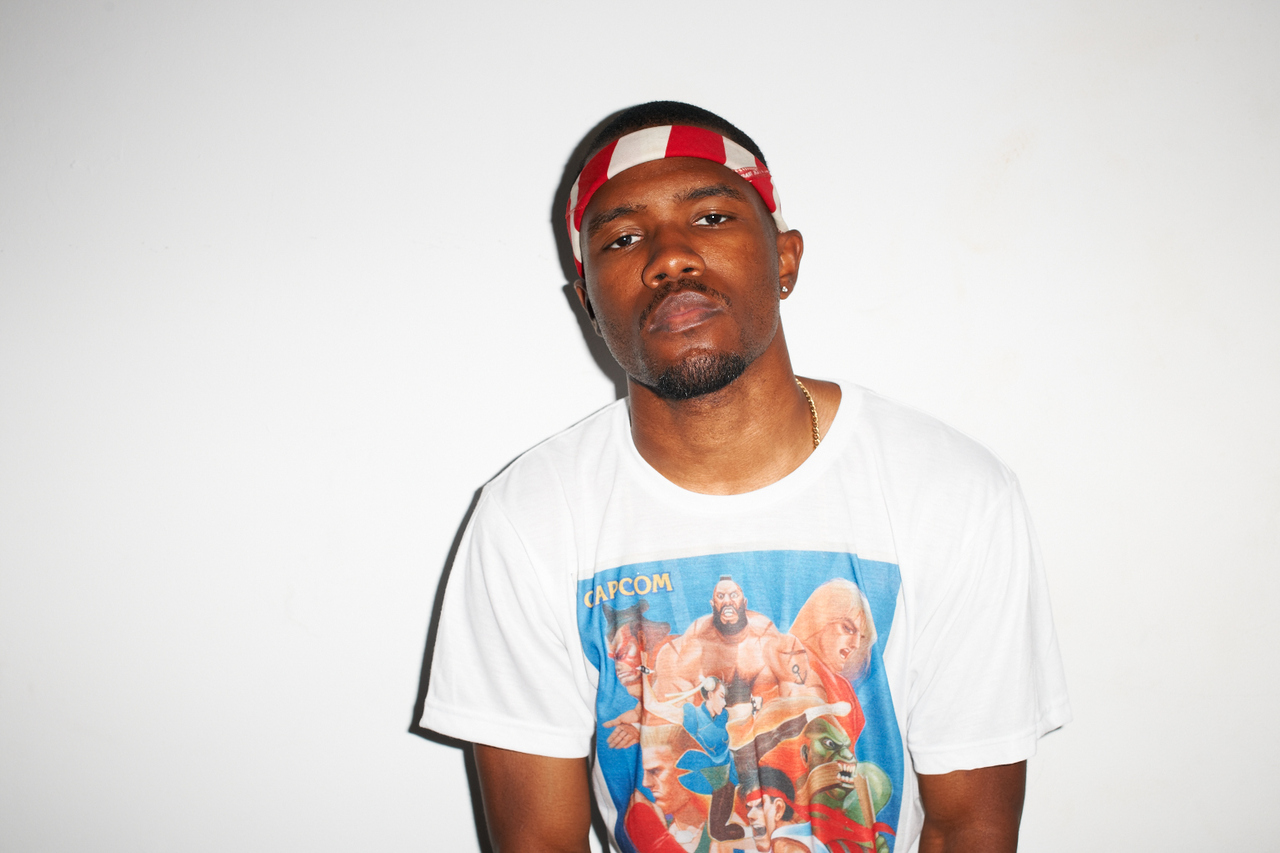 Frank Ocean Is Definitely Doing Splendour Sideshows Hey