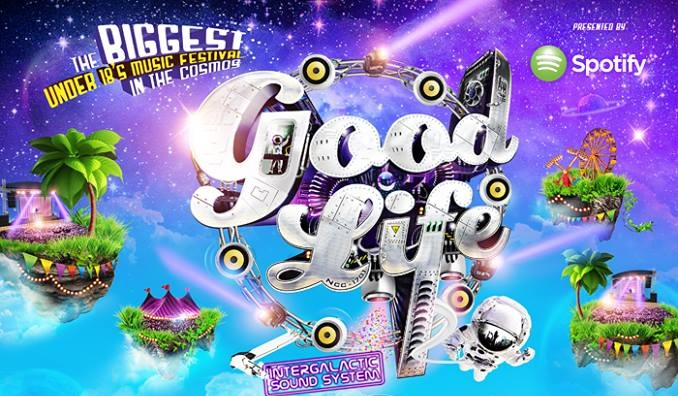 Good Life Festival Thinks You Should Get A Job You Lazy Sod Project U