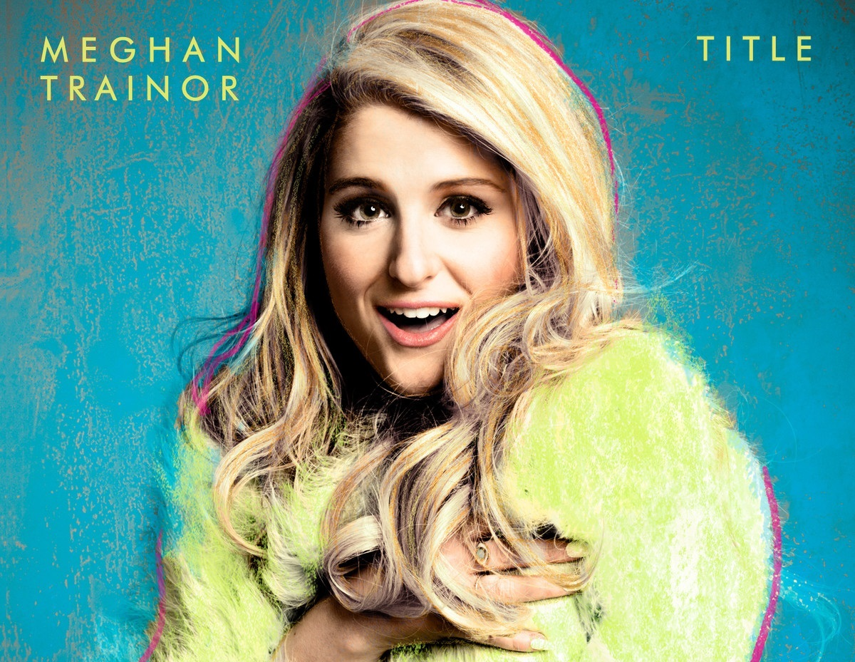 Meghan Trainor's Cover Art For 'Title' Is Perfect