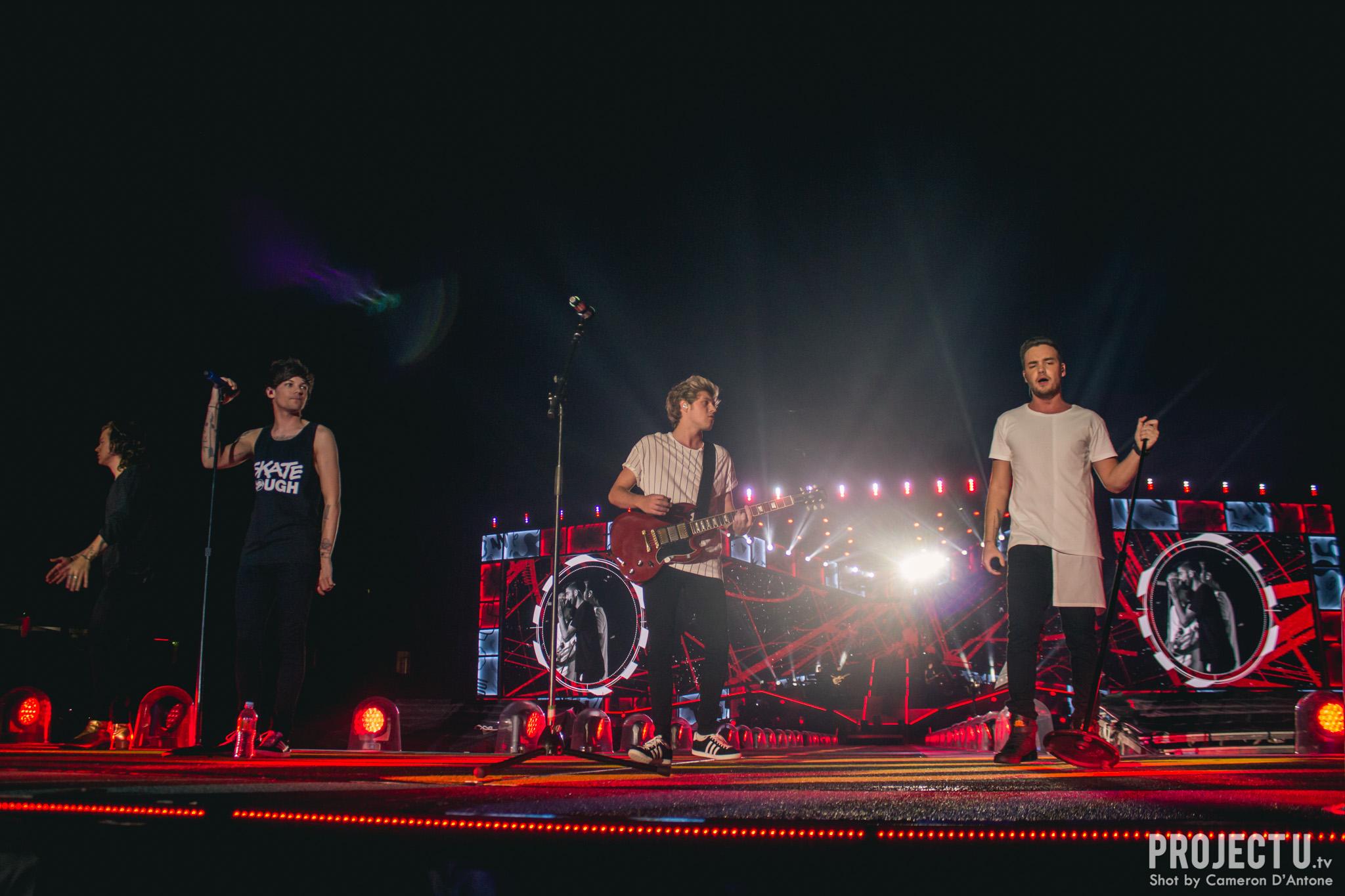 U Concert Tour