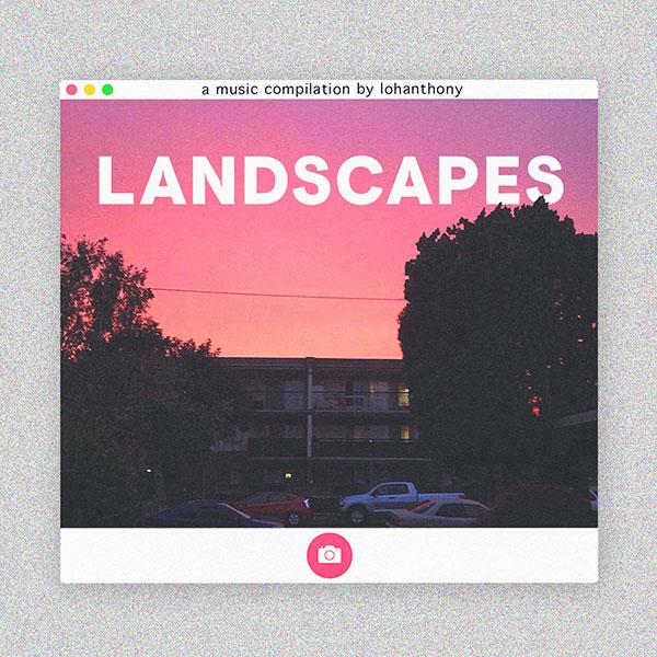LANDSCAPES cover