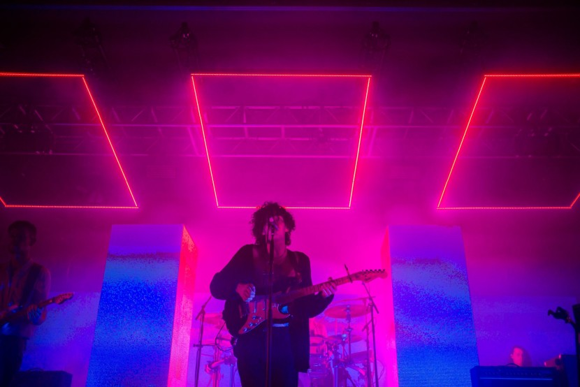 The 1975\'s Sydney Splendour sideshow is happening in the old BDO ...