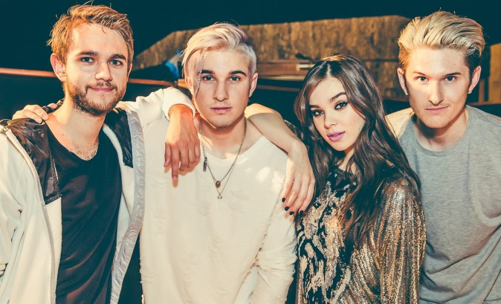 Hailee Steinfeld, Grey & Zedd have made a banger called 'Starving ...
