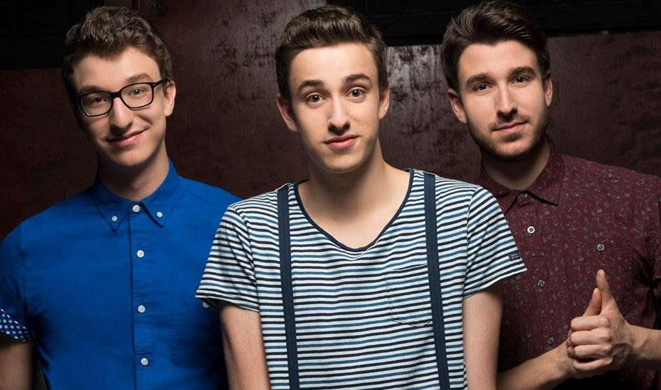 AJR's 'Come Hang Out' is big - Project U
