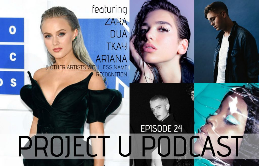 zara larsson podcast