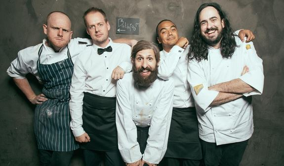 Horrorshow & Aunty Donna have made a video for 'Eat The Cake