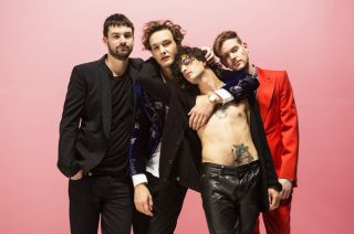 The 1975 have uploaded a ZIP file to the internet containing some